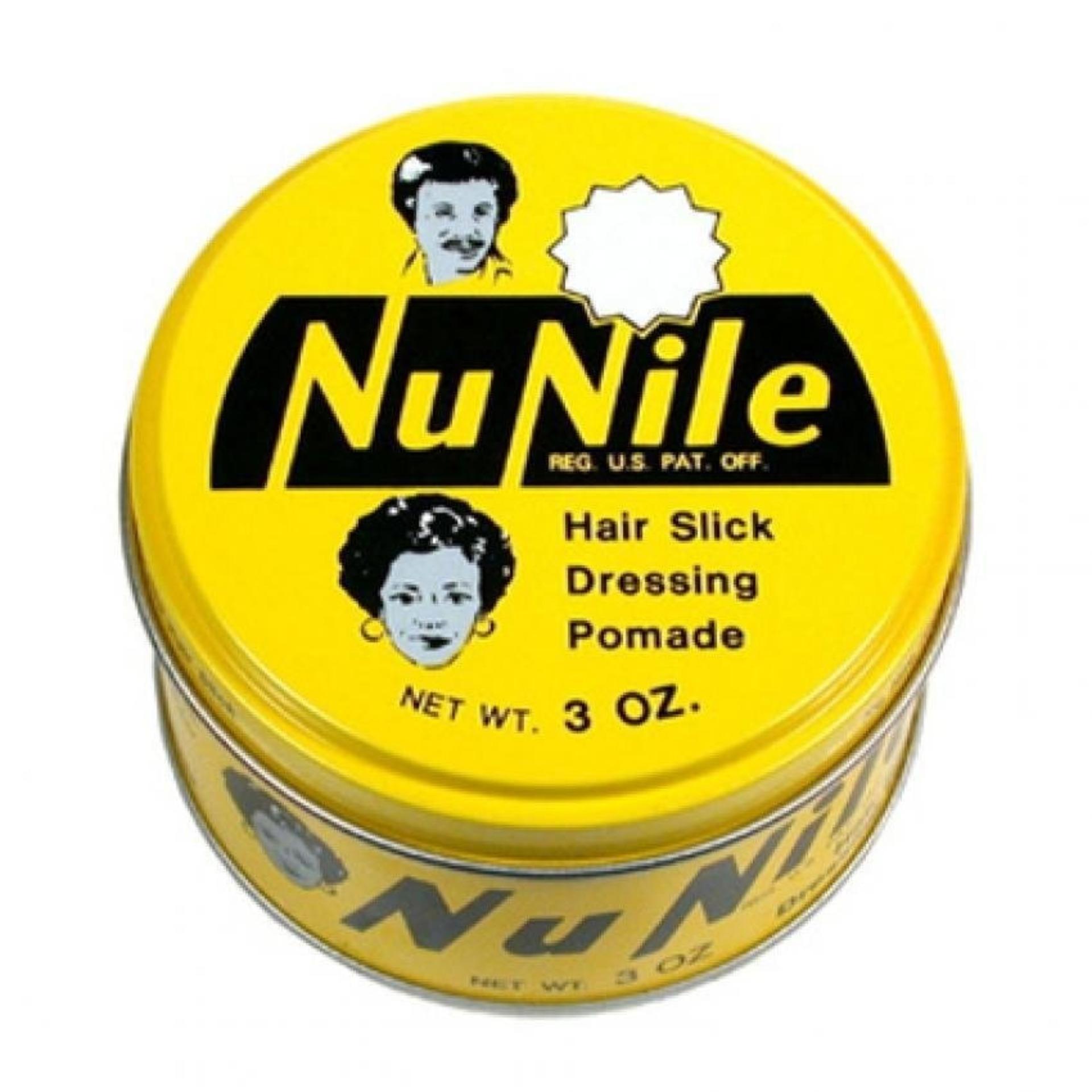 REVIEW Pomade NuNile Original 100% USA – 85 g Terlaris