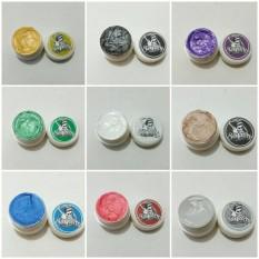 Pomade Suavecito Hair Clay Wax Colour Warna - Hitam