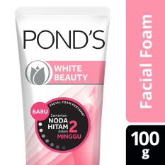 Pond's White Beauty Facial Foam 100G