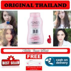 Ponds BB Magic Powder 100% Original Thailand - Bedak BB Ponds - Bedak Glossy + Gratis Cetak Alis Cantik - Premium