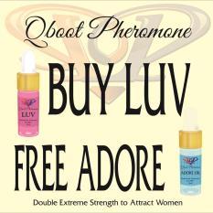 Promo Qboot Pheromone Beli Luv Oil Free Adore Oil