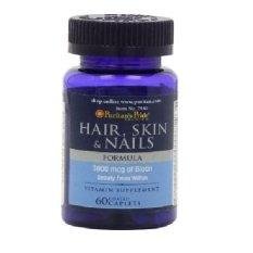 Puritan Hair Skin & Nail One Per Day Formula - 60 Softgel