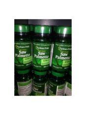 Puritan Puritan's Pride Saw Palmetto Palmeto 450mg 450 mg 100 CapsIDR292800.