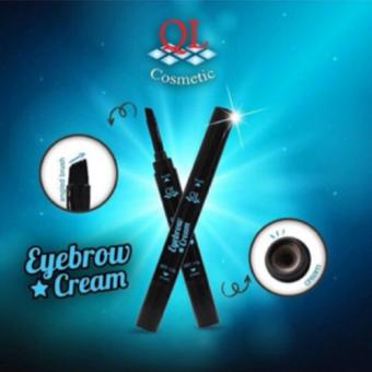 QL Eyebrow Cream - Coklat