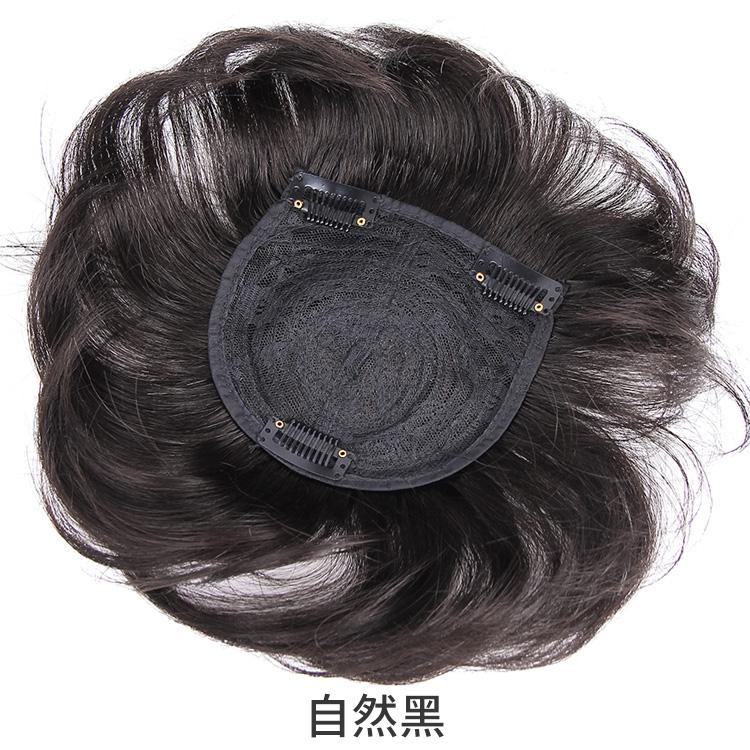 Cheap online Rambut keriting rambut lurus yang tipis bagian yang tak  terlihat judul rambut asli 512f3e61df