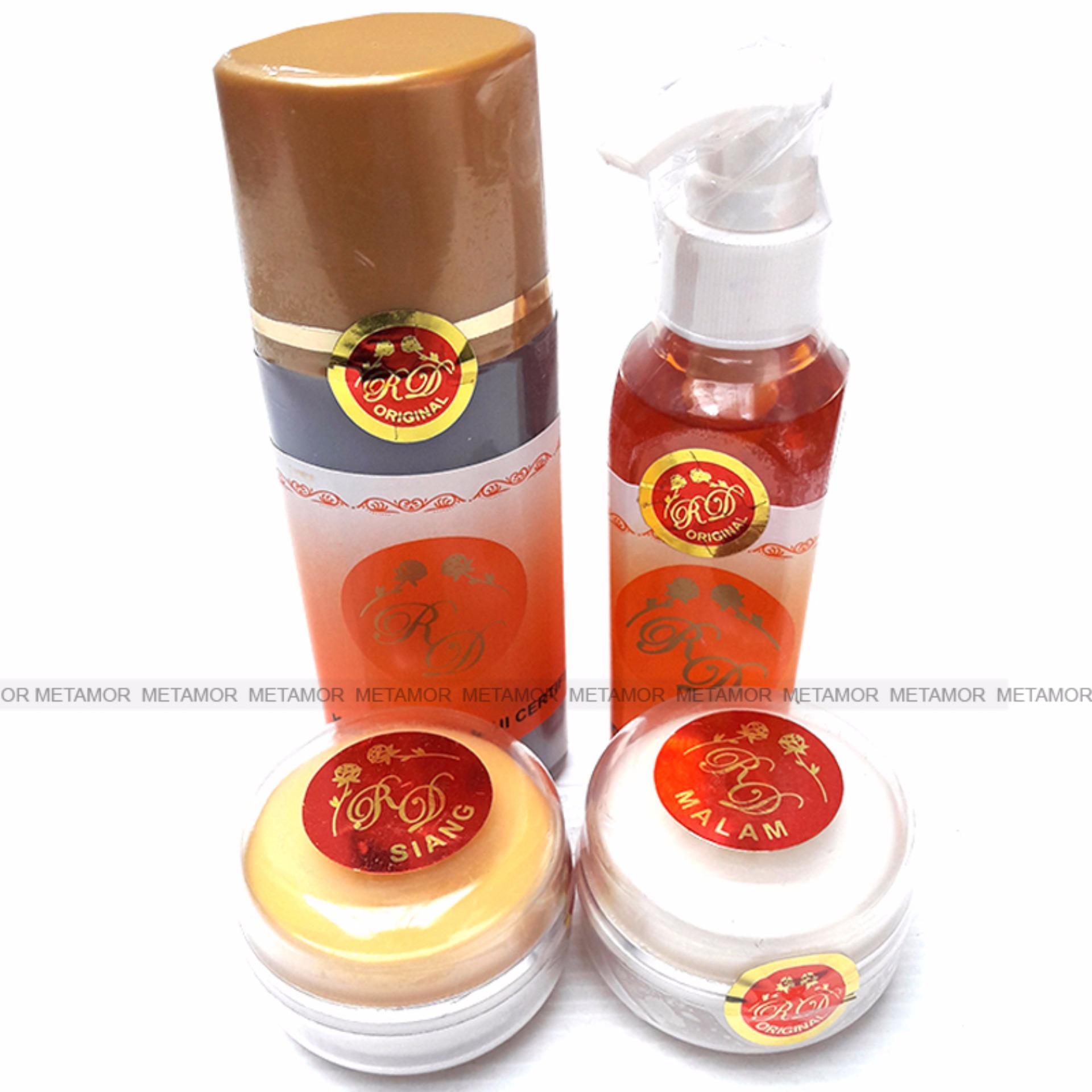 Pencarian Termurah Rd Paket Cream Racikan Original 100 Hologram Ra Glow Pengelupasan Pemutih Wajah Krim Jerawat Pencerah Perawatan