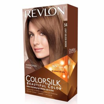 Revlon ColorSilk Hair Color - Light Golden Brown