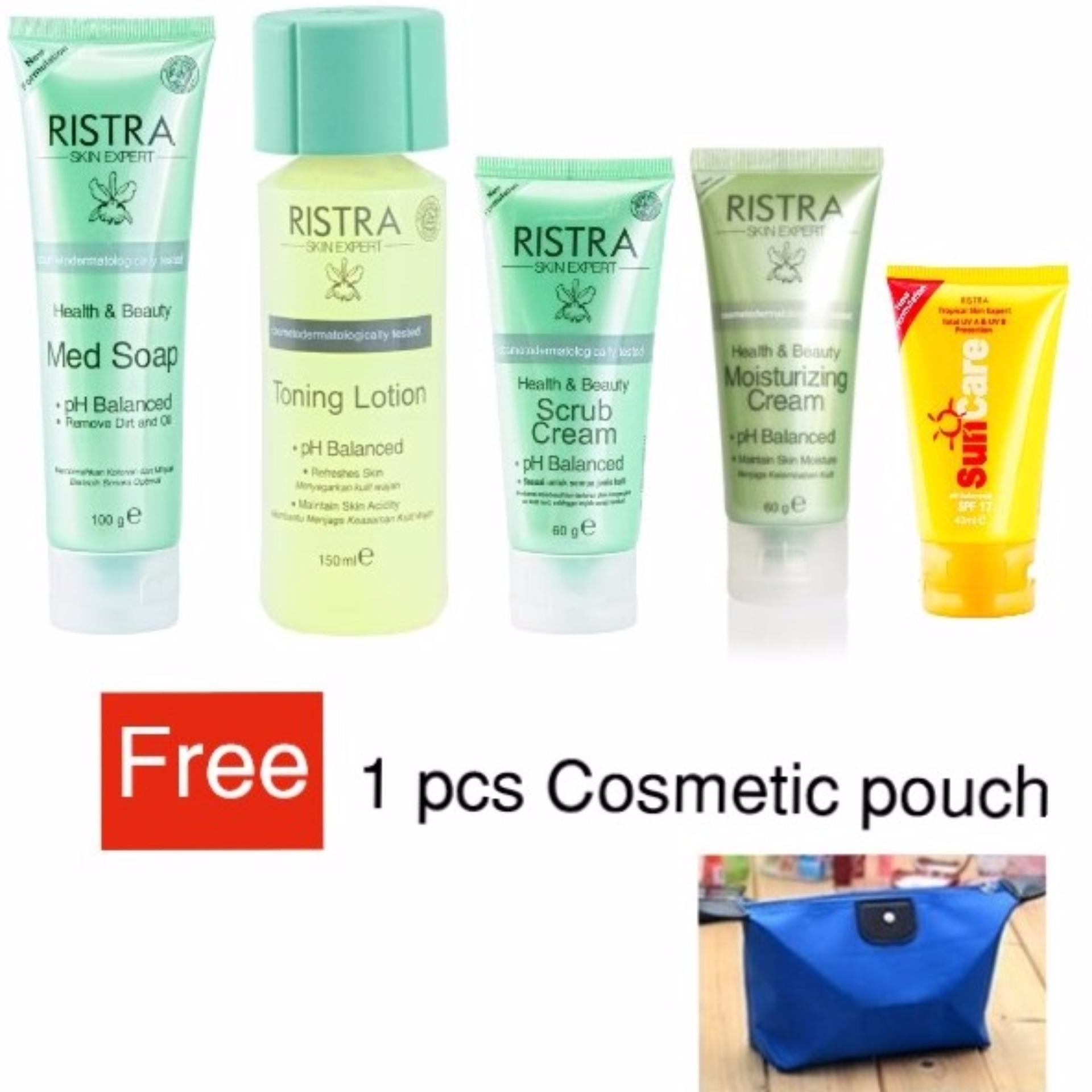 ... Ristra Daily Skin Care Package - Beauty Med soap, Toning,Scrub,Moisturizing, ...