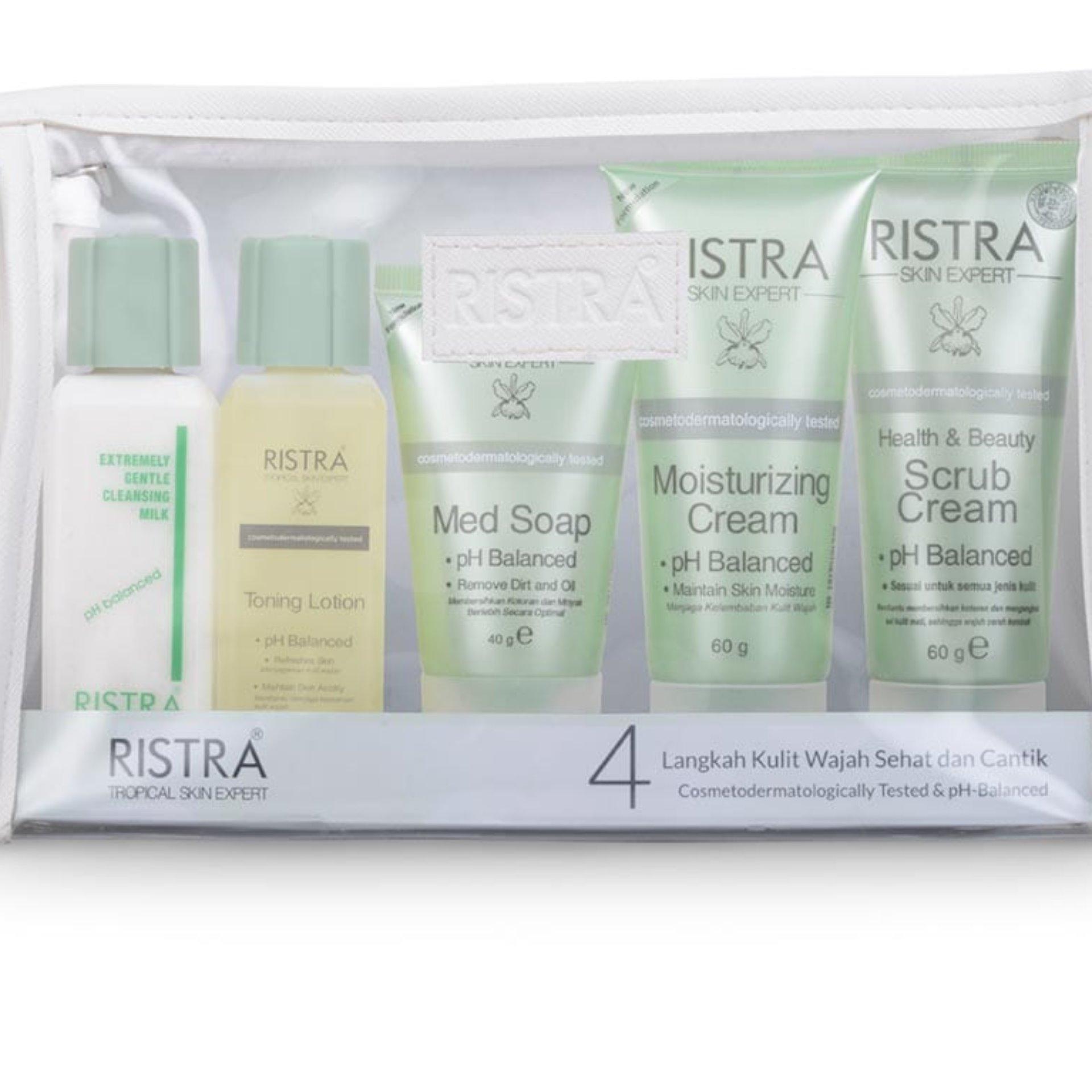 Pencarian Termurah Ristra Travel Kit Plus Suncare 40gr Toning Lotion Botol 150 Ml Cleansing Beauty Med Soap