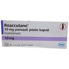Roaccutane® Isotretinoin 10mg - 30 kapsul