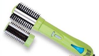 Harga Rotating KN Air Styling Brush – Hijau Murah