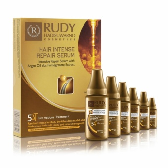 Harga Rudy Hadisuwarno Hair Intense Repair Serum – isi 6 @9 ml Murah