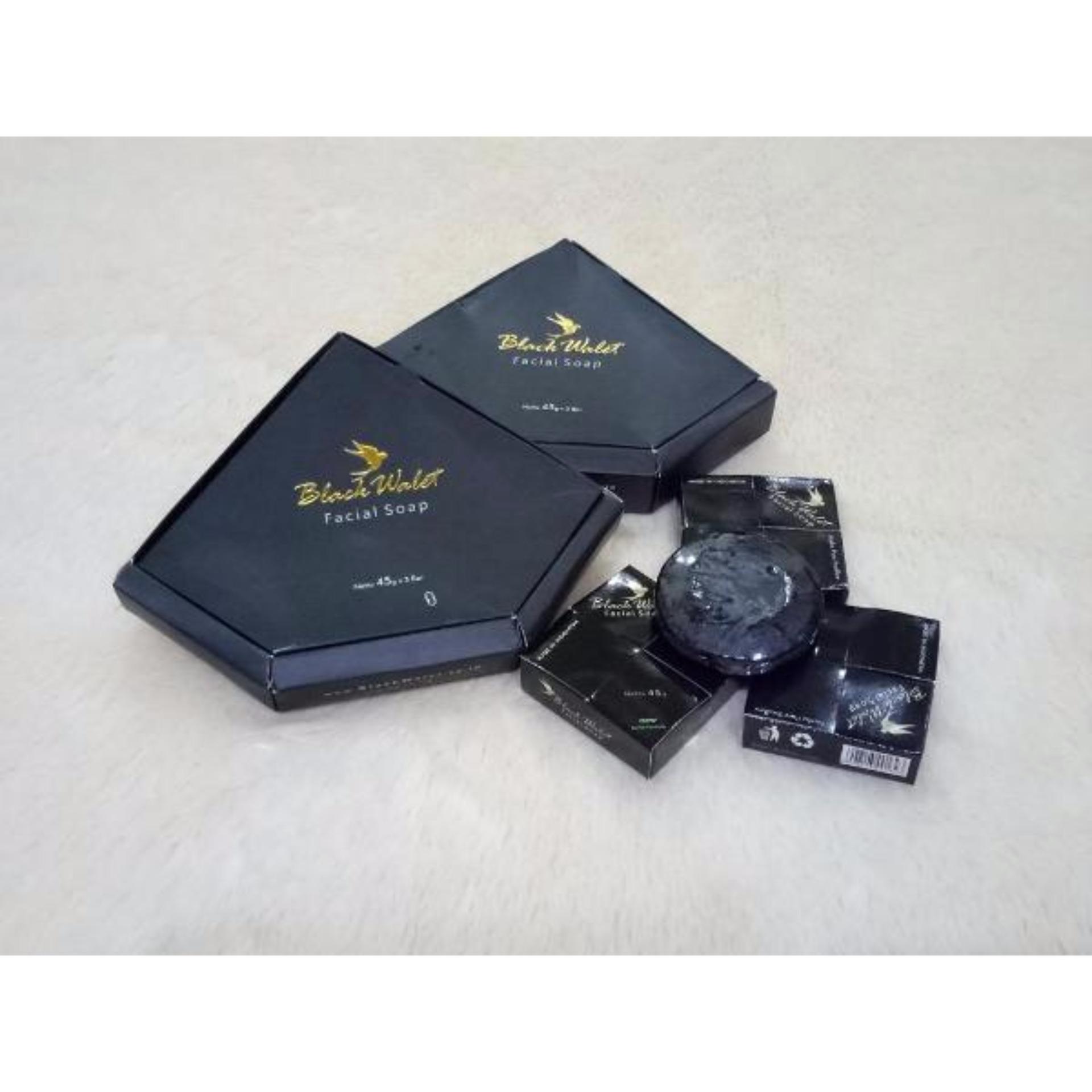 Cari Bandingkan Sabun Black Wallet Isi 3 Pcs Bpom Harga Baru Satuan Beras Thailand Original K Brothers