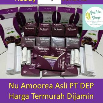 Sabun Nu Amoorea Beauty Bar 12.5 gr Atau Setengah Bar Original - 4