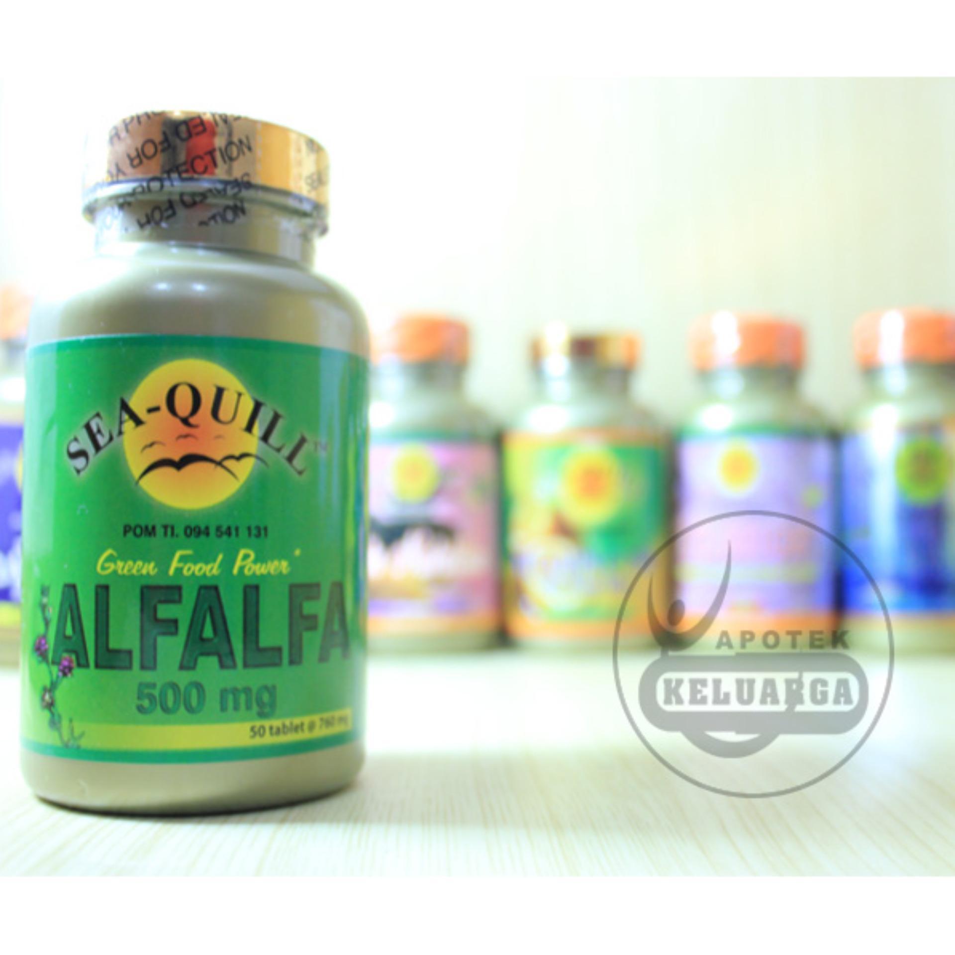 Sea Quill Alfalfa Daftar Harga Penjualan Terbaik Terkini Dan Sedafit Relafit