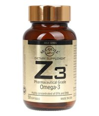 Sea-Quill Omega Z3 Gold Series - 50 Softgels