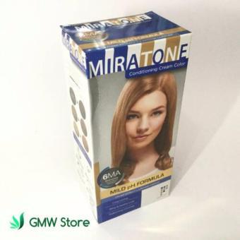 Harga Semir Rambut Miratone Color Coklat Merah Keungguan Mahogany 6MAN546 Murah