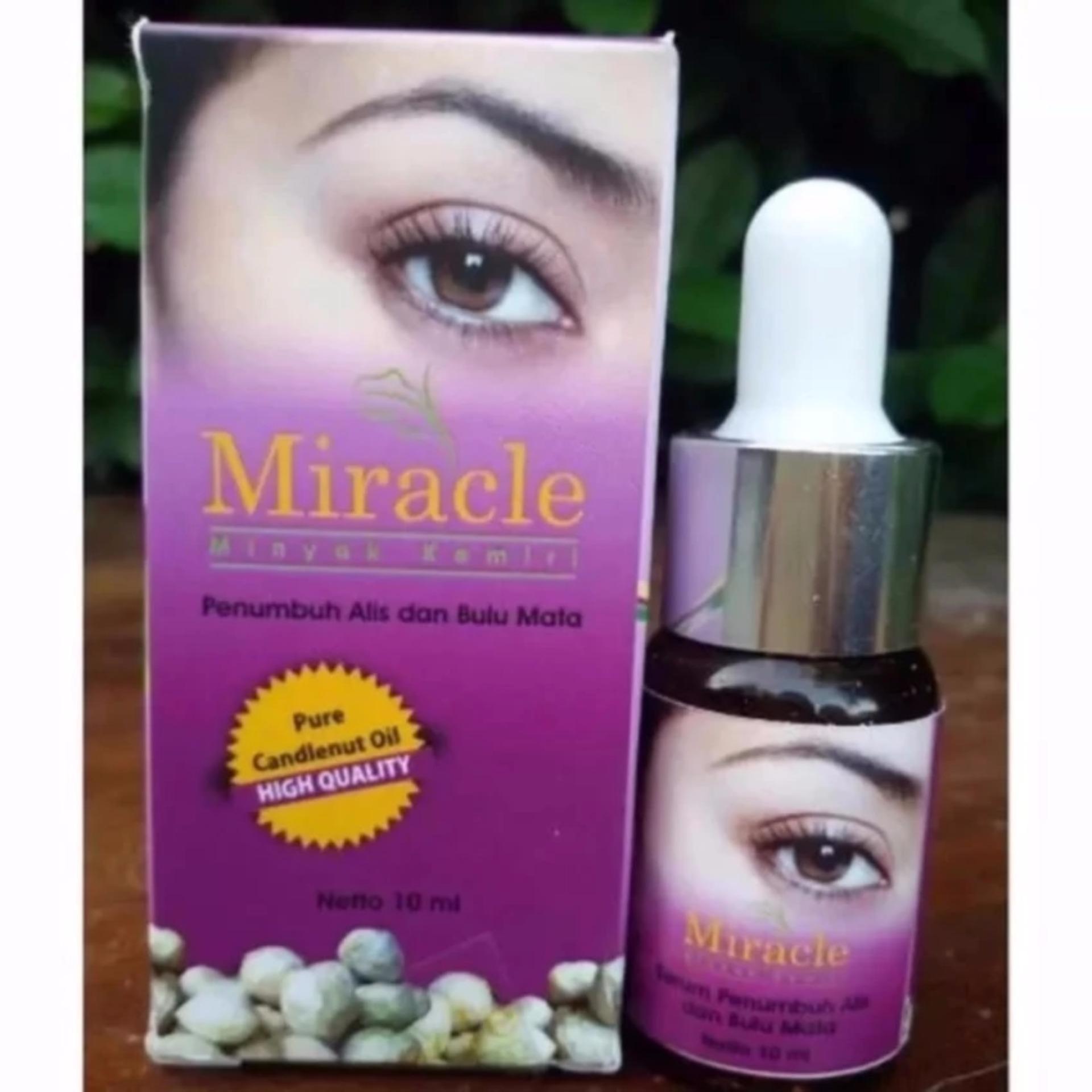 pencarian termurah serum alis miracle, penumbuh pelebat alis dan Review Minyak Kemiri Bulu Mata