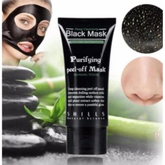 Shills Black Mask Remove Blackhead 100% Original / Masker Pembersih Komedo
