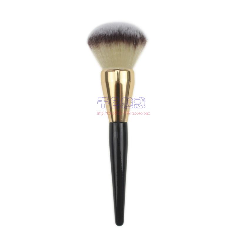 Shishang microfiber Foundation kebesaran blush on kuas makeup brush