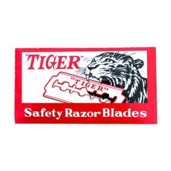Harga Silet Tiger Isi 10 Pcs / Razor Refill Murah