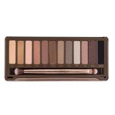 Simply - Profesional N2 12 Warna Eye Shadow Makeup Palette Kit