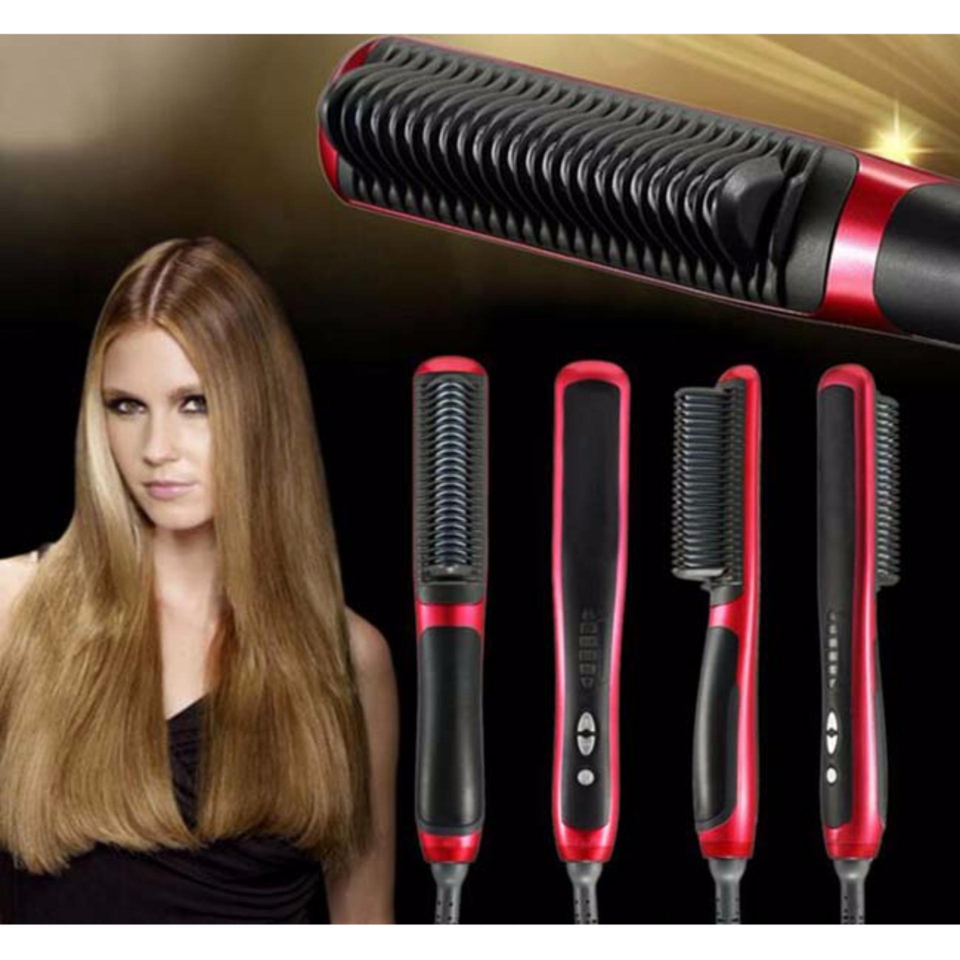 ... Sisir Catok Pelurus Rambut Elektronik Model Baru ASL 908 RambutKeriting Jadi Lurus / High Quality Hair ...