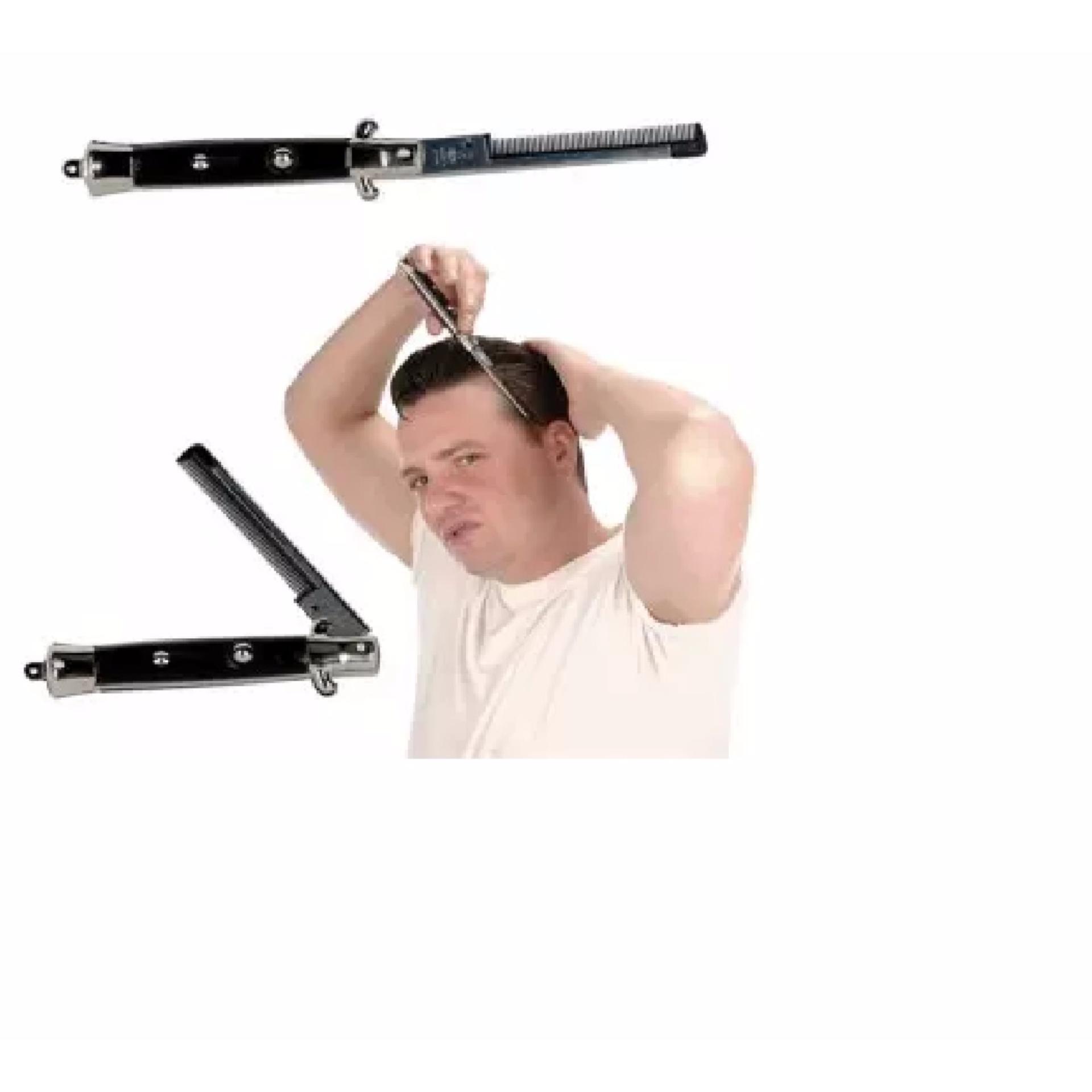 Pencarian Termurah Sisir Lipat Switchblade Comb Periksa Peringkat Switch Blade Pomade