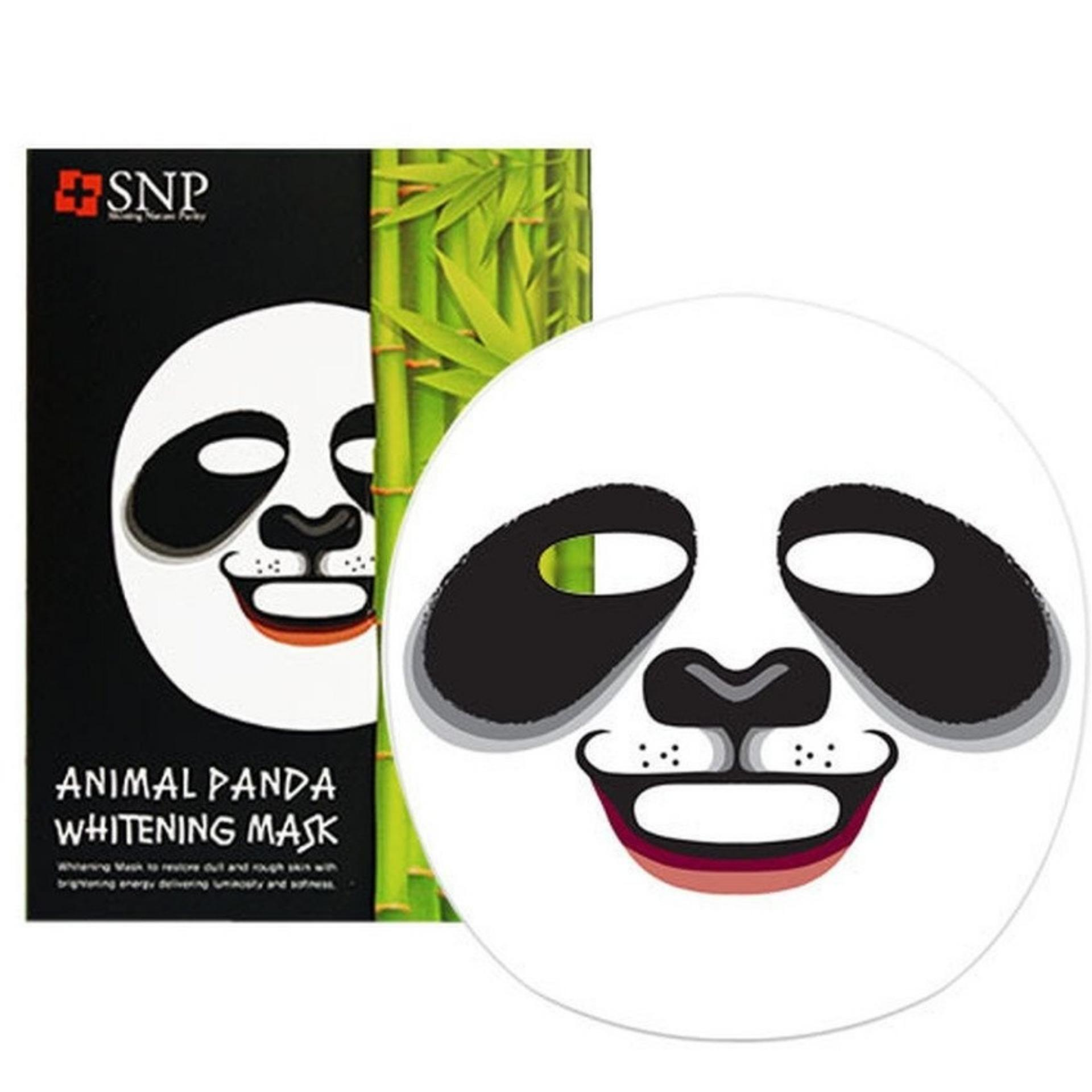 Snp Masker Isi 10 Pcs Wajah Animal Biru Otter Original Daftar Mask Face Flash Sale Sheet 1pc
