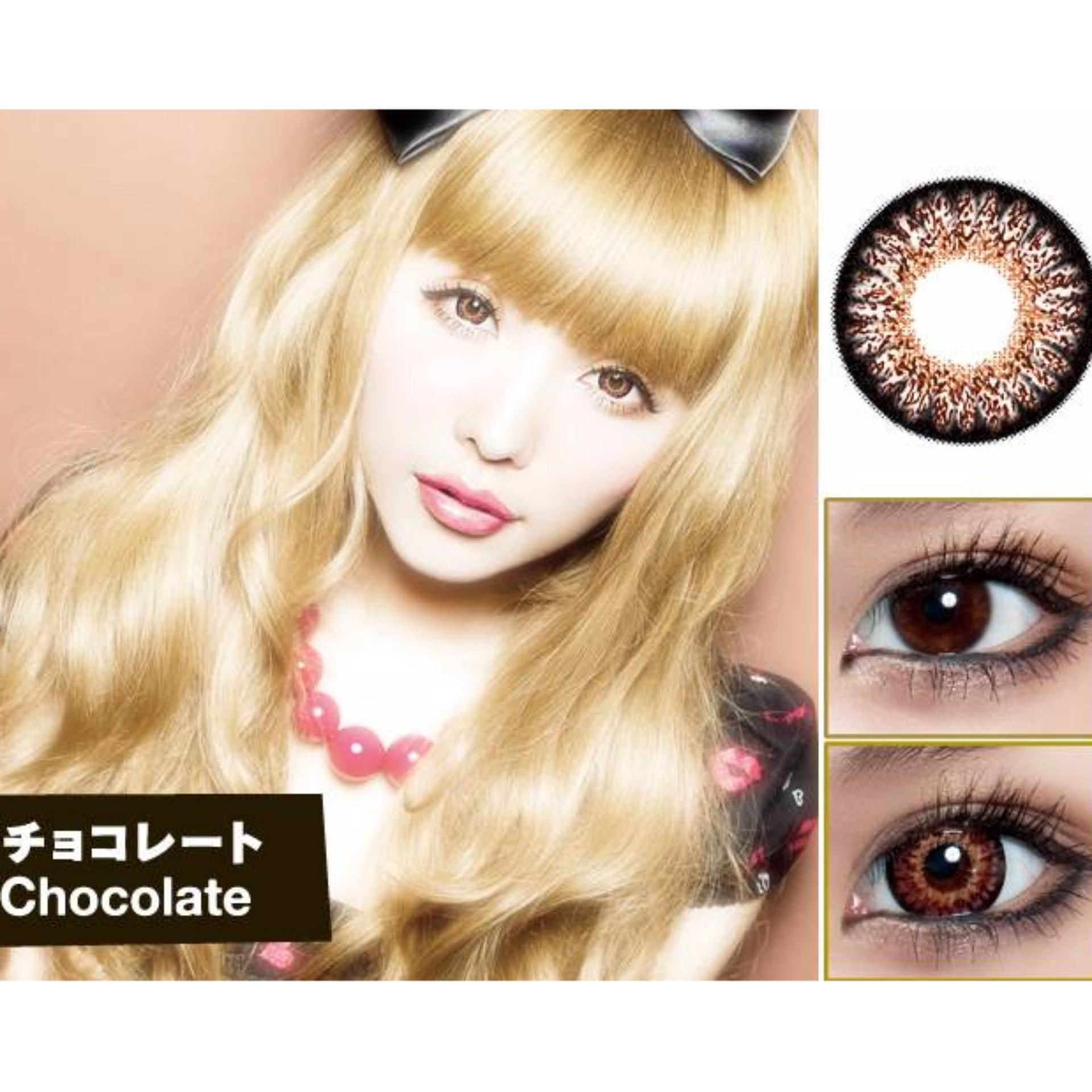Geo Anime Sharingan Cp S9 Gratis Solution 60ml Lens Case Daftar Source · Softlens GEO Princess