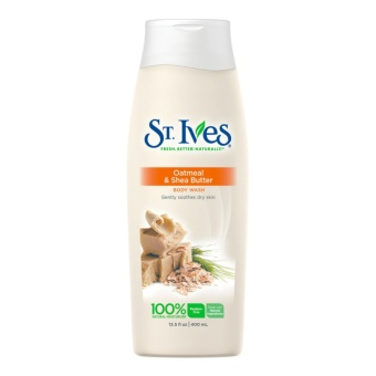 St. Ives Nourish & Soothe Oatmeal & Shea Butter Body Wash