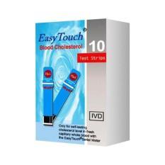 Strip Easy Touch Kolesterol - Cek Cholestrol