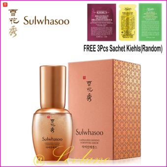 Sulwhasoo Capsulized Ginseng Fortifying Serum 35ml Original