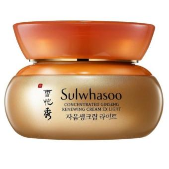 Sulwhasoo Concertrated Ginseng Renewing Cream Ex Light 5ml