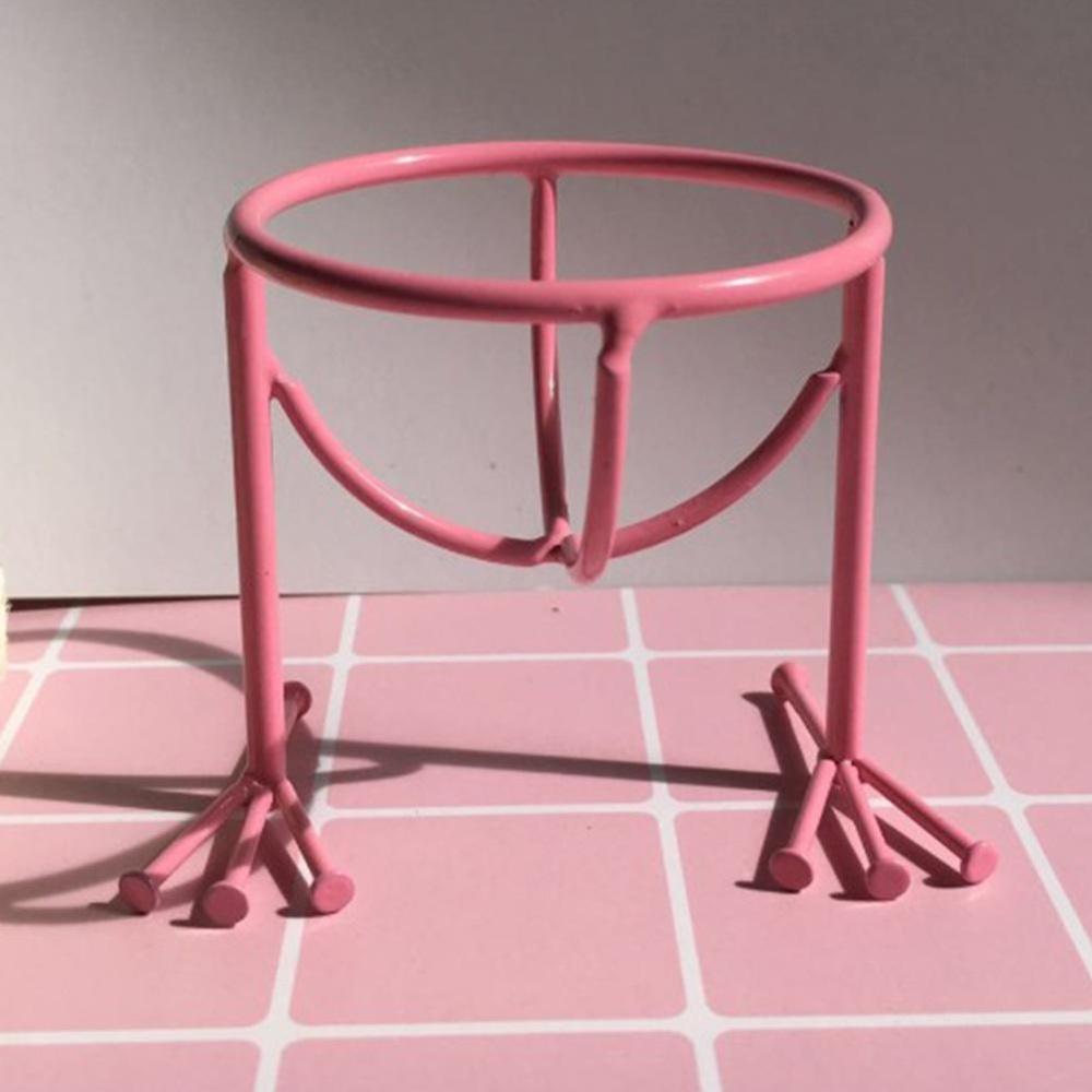 Harga Penawaran Sunshop Beauty Blender Puff Rack Foundation Sponge Storage Shelf Powder Stand Holder Organizer Pink