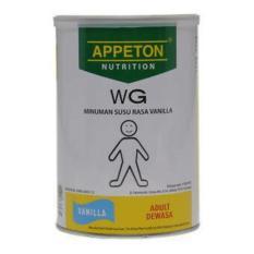 Susu Appeton 450gr Vanilla Adult/Dewasa Penambah Berat Badan