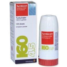 Symbicort Turbuhaler 120 Doses Asma Inhaler