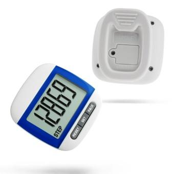 ... tahan air langkah gerakan kalori Counter Multi - Fungsi Digital Pedometer (acak warna) -