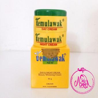 Temulawak Cream Original - Cream Temulawak Asli
