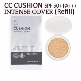 [THE FACE SHOP] CC Cushion Intense Cover SPF50+ PA+++ (Refill)
