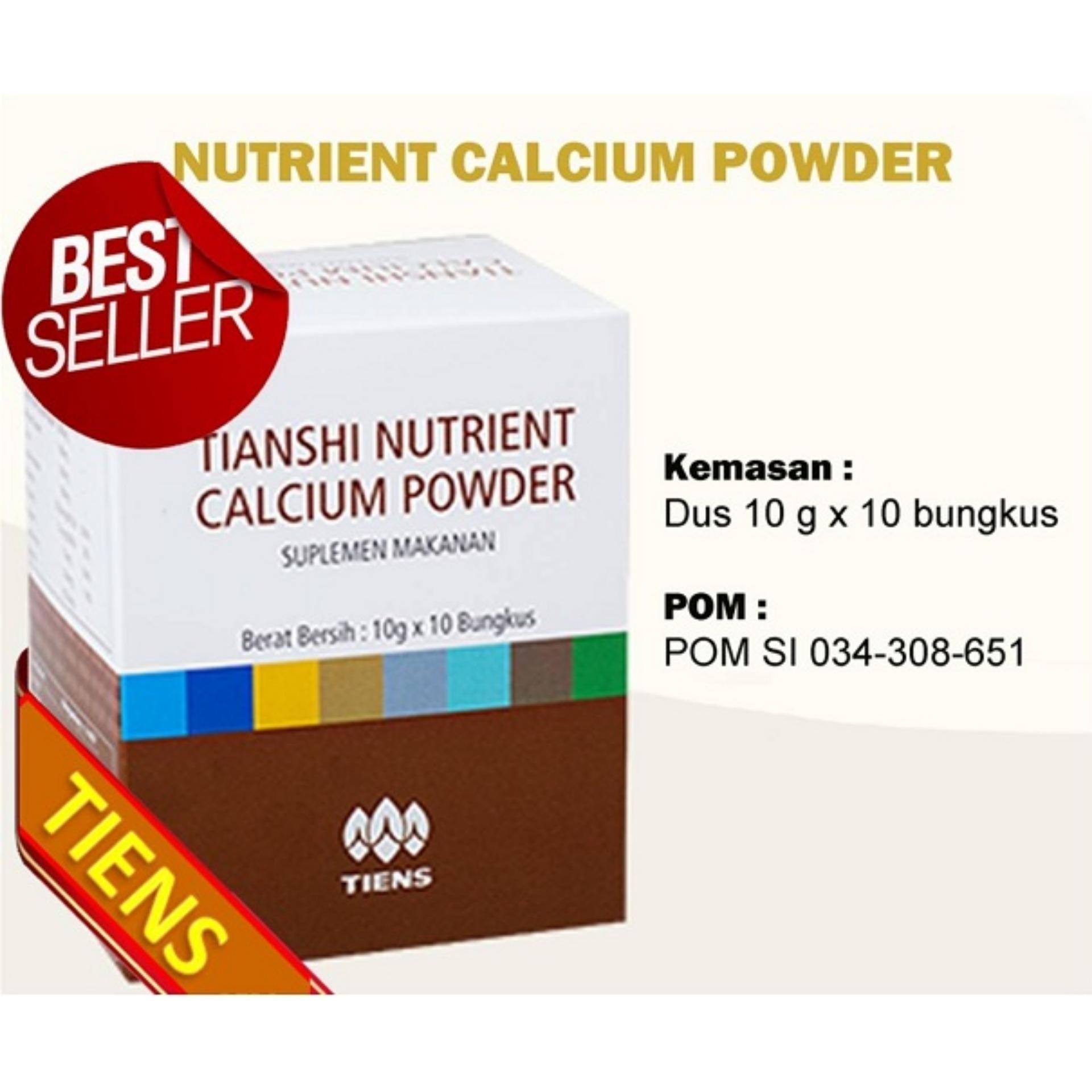 Cheap online Tiens Nutrient Calcium Powder - 100g Tianshi Nutrient Super Calcium