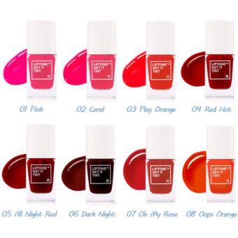 Detail Gambar Tony Moly Liptone Get It Lip Tint - 03 Play Orange [9.5 g