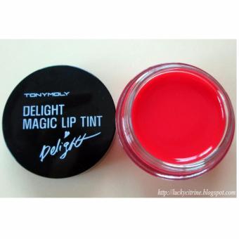 harga Tonymoly Delight Magic Lip Tint #3 Red berry Lazada.co.id