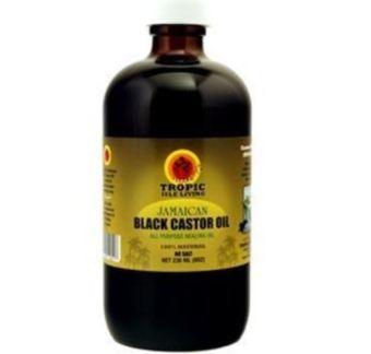 Tropic Isle Jamaican Black Castor Oil (JBCO) - 236 ml