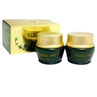 TULL JYE Bleaching Day & Night Cream Hijau 15gr