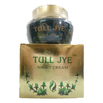 Tull Jye Night Cream Hijau - 20gr