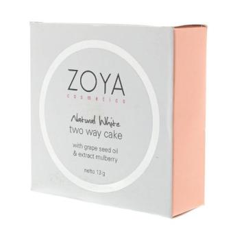 Harga Two Way Cake Zoya Translucent