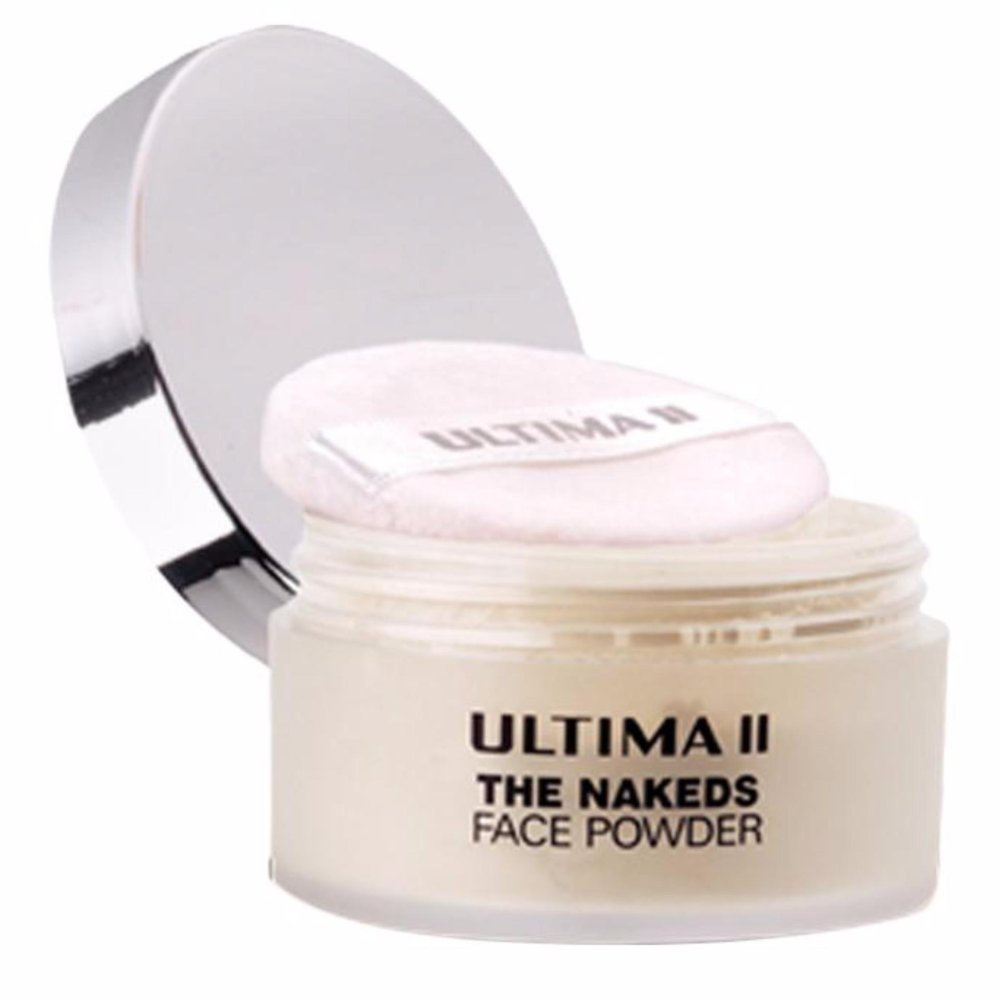 Ultima II The Nakeds Face Powder - 3L .