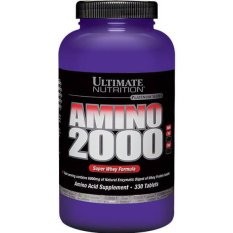 Ultimate Nutrition Amino 2000 330 Tablets