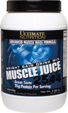 Ultimate Nutrition Muscle Juice 4.96 lb - Vanilla